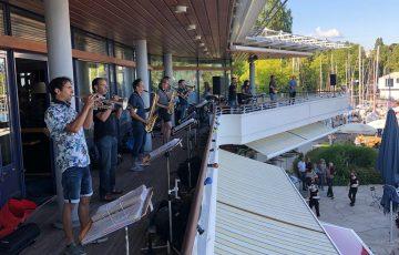 Livemusik im Biergarten Restaurant Ferdinand